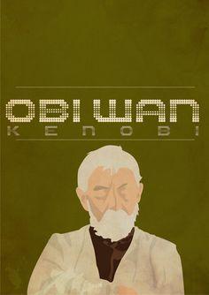 Star Wars - Obi Wan Kenobi by Lucas Abl