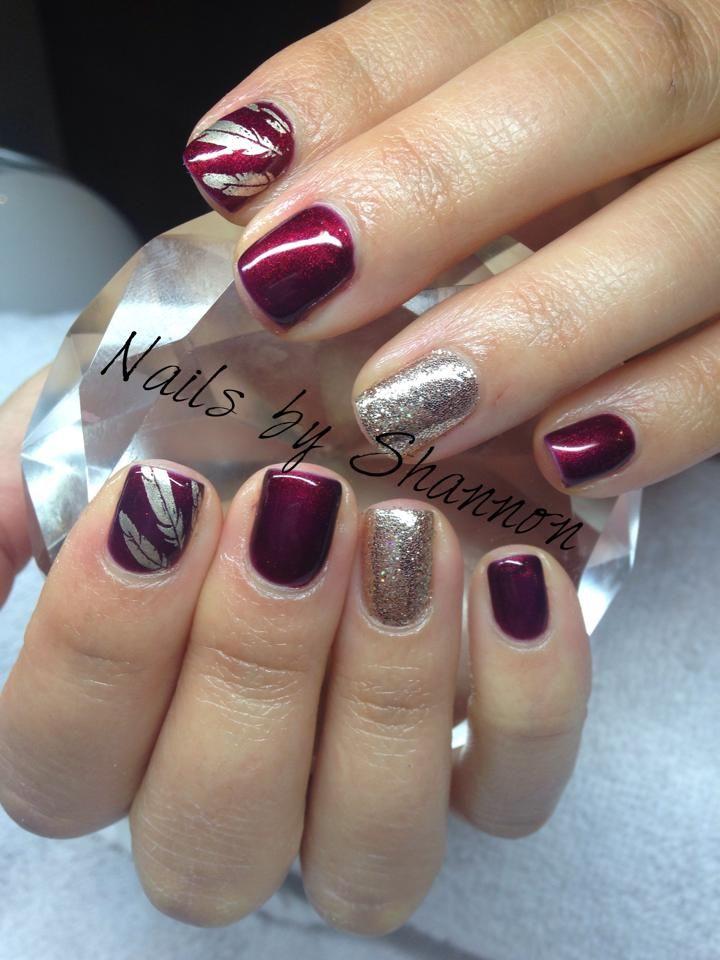 Gelish Nail Art Tutorials Gel Polish Acrylic Hard Gel Nail Art Tutorials Nails Fall Gel Nails Nails Gel Nails French