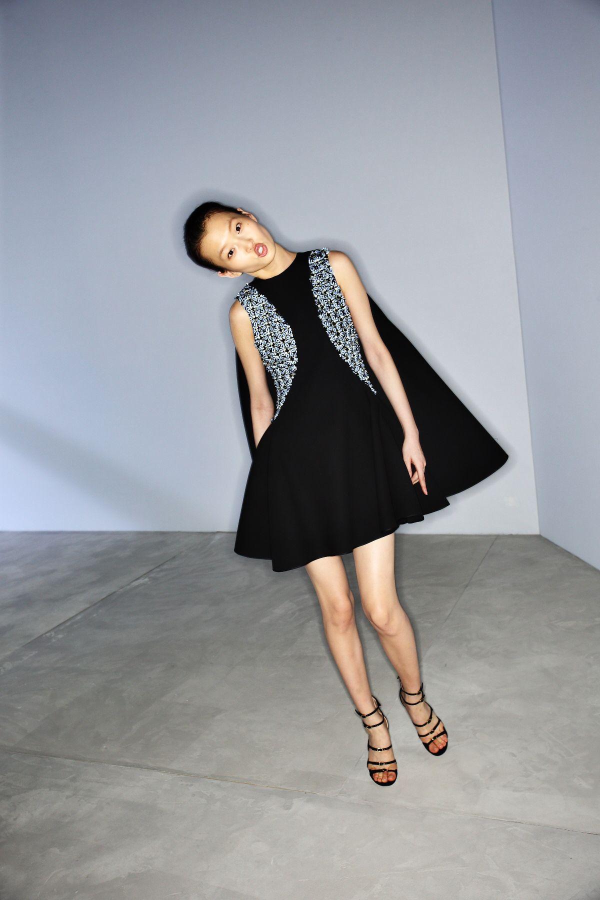 Giambattista Valli Spring 16 Haute Couture Fashion Show Paris Backstage