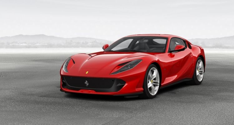 Build Your Own #Ferrari #812superfast Down To The Last