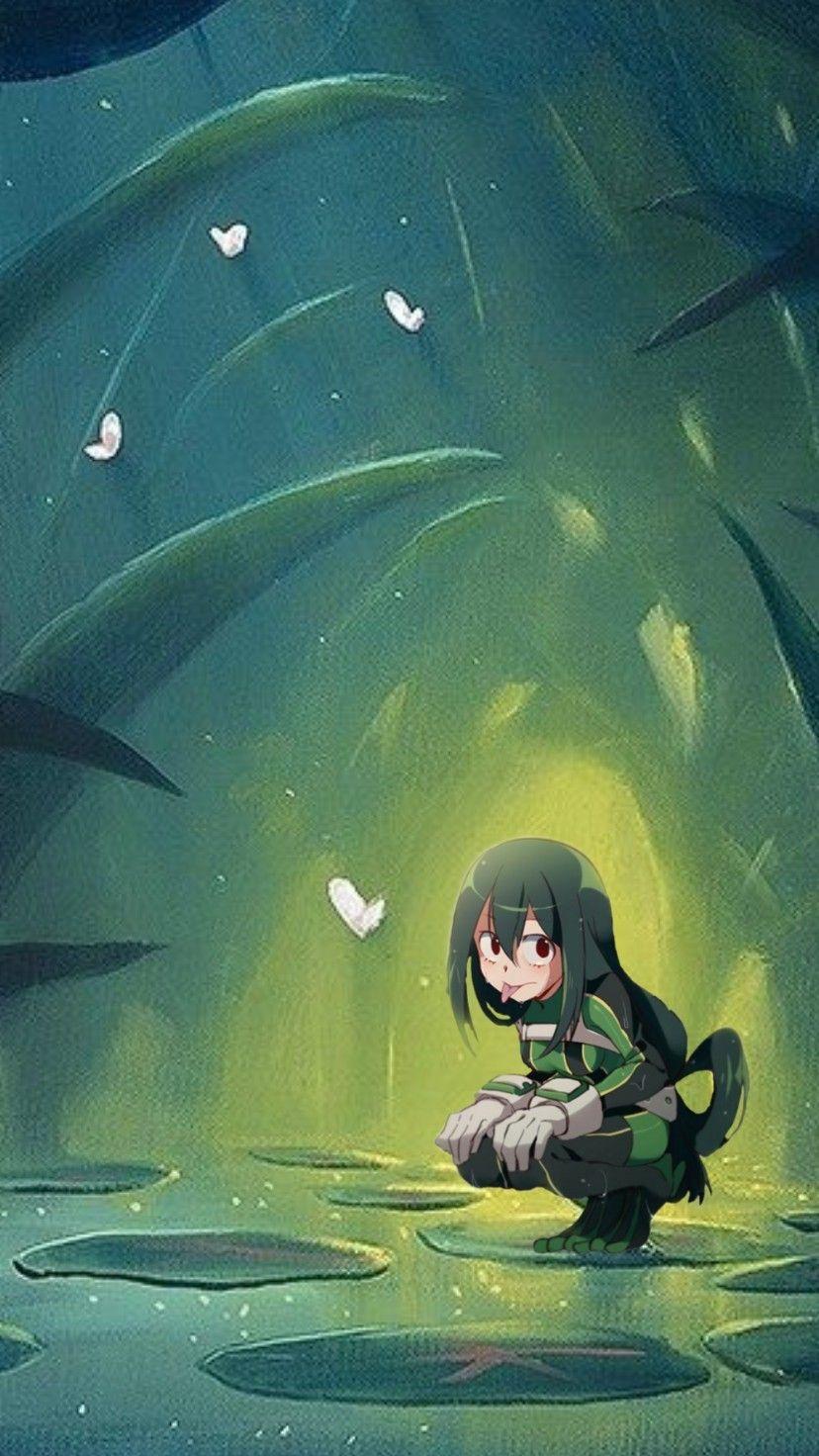 Froppy Wallpaper Hero Wallpaper Anime Wallpaper Anime Wallpaper Phone