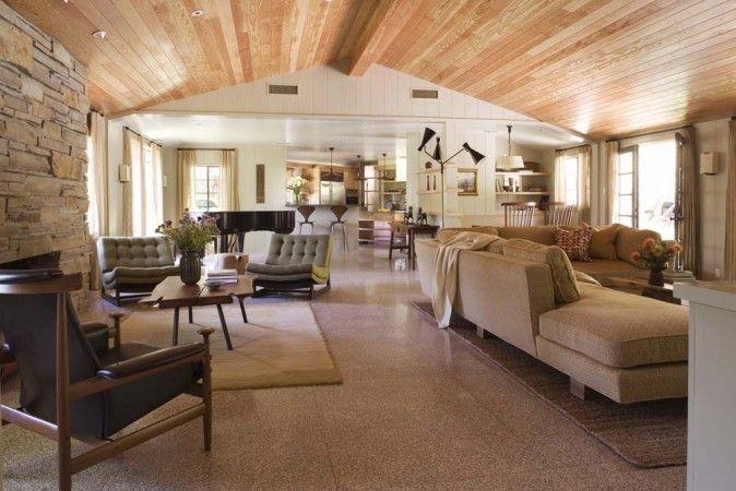 California ranch home plans