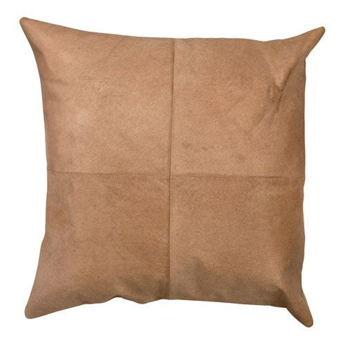 Buff Hide 40Inch Decorative Pillow Pillows Throw Pillows And Adorable 24 Inch Decorative Pillows