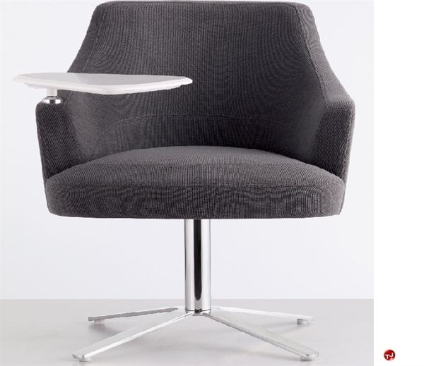 Remarkable Picture Of Cumberland Clover Reception Lounge Swivel Tablet Ibusinesslaw Wood Chair Design Ideas Ibusinesslaworg