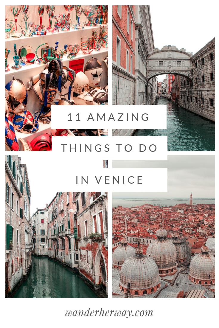 Photo of 11 Amazing Things to Do in Venice, Italy – Wander Her Way