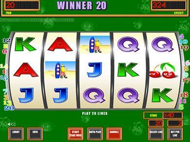 Игровые автоматы бесплатно без проиграша