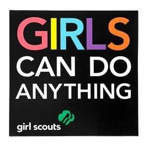 Girl Scouts Girls Can Do Anything Girl Scouts Brownie Girl Scouts Girl Scout Law