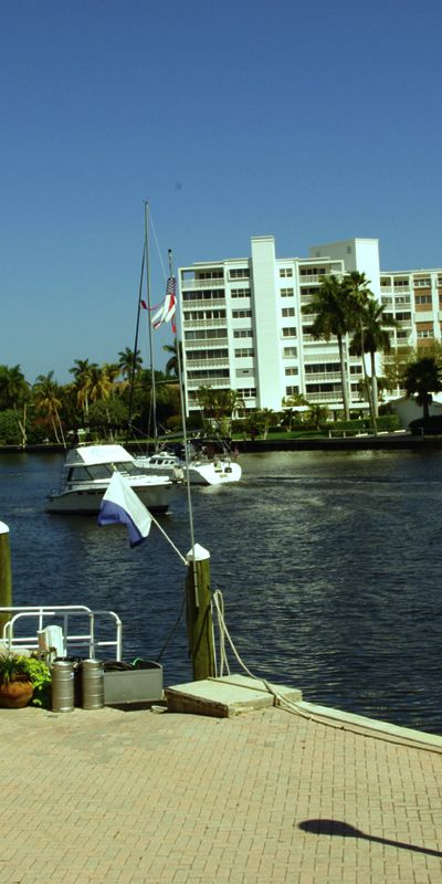 Delray Beach By The Intercoastal Waterway Lovely Waterfront Views And Activities