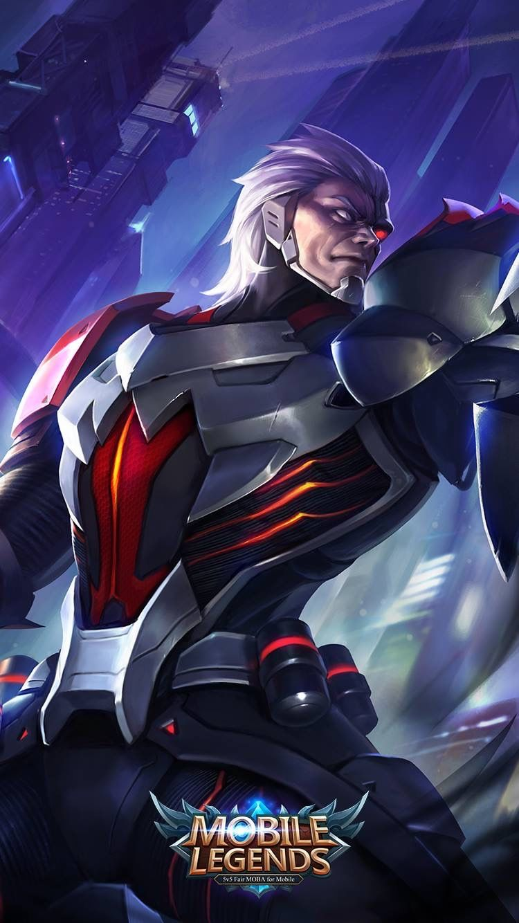 Moskov Mobile Legends Mobile Legend Wallpaper The Legend Of Heroes Snake Eyes