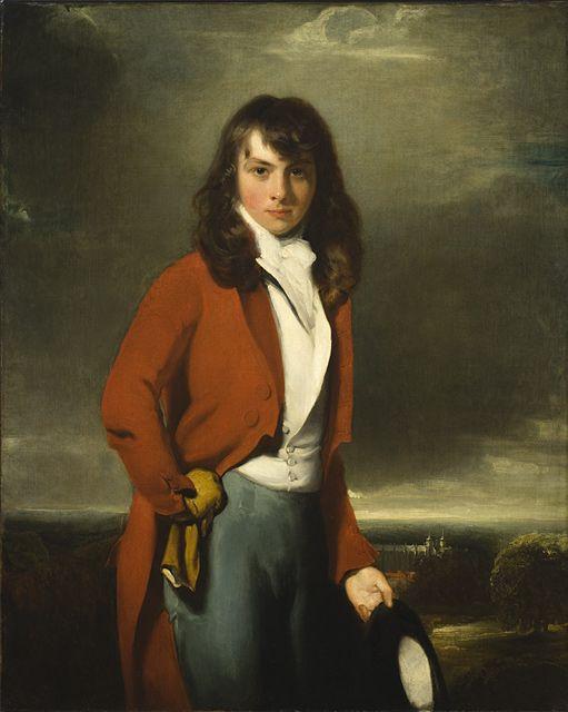 Thomas Lawrence..