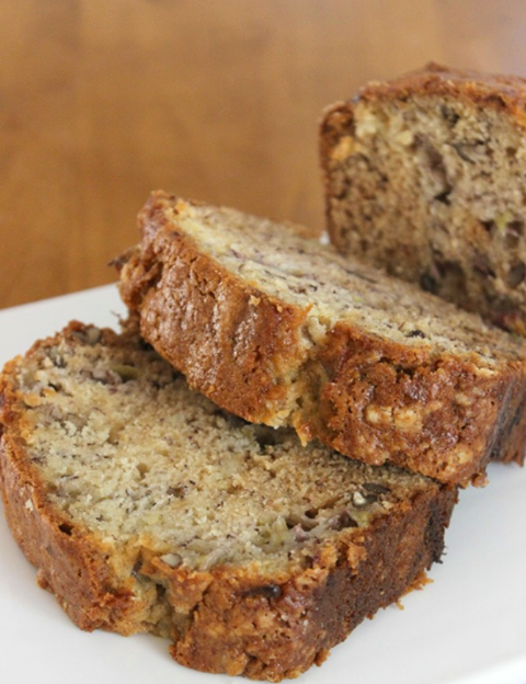 Best Ever Banana Bread Recipe Meal Prep Banana Bread