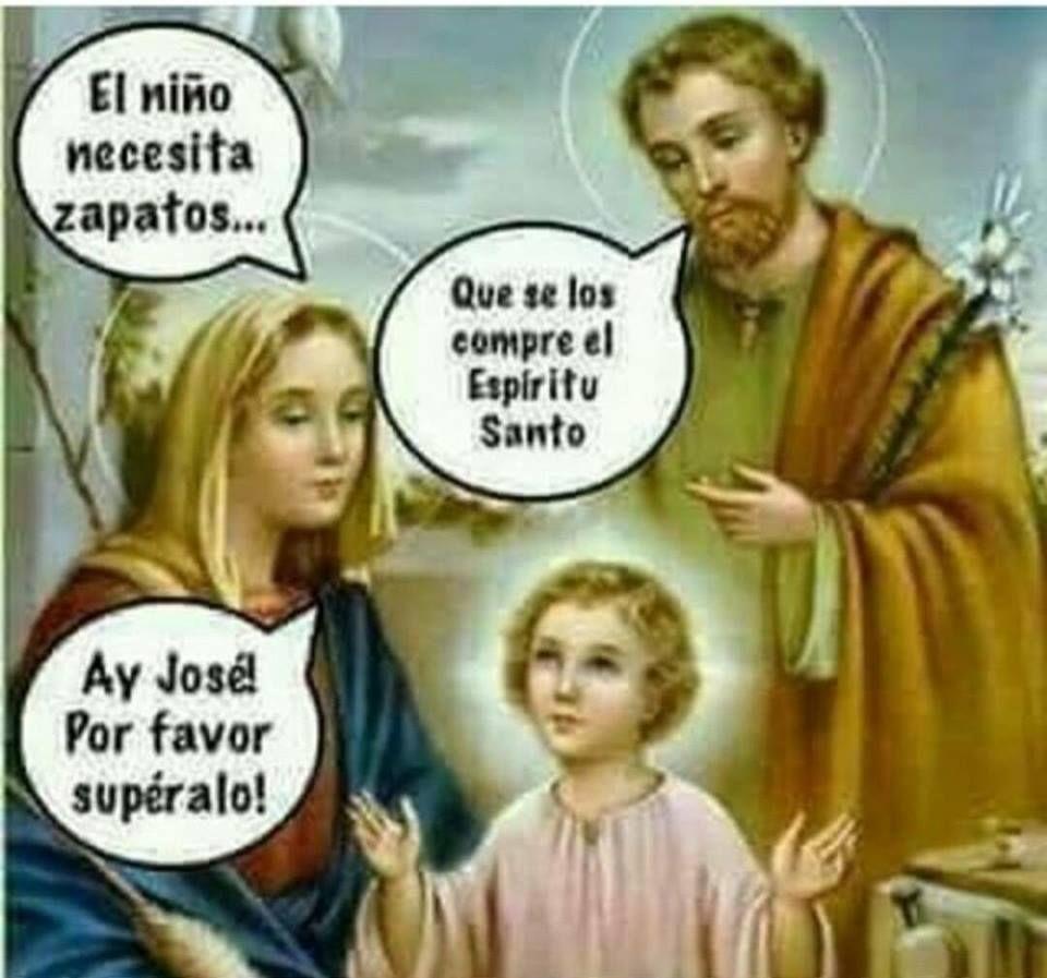 Virgen Maria On Twitter Memes Catolicos Chistes Catolicos Memes
