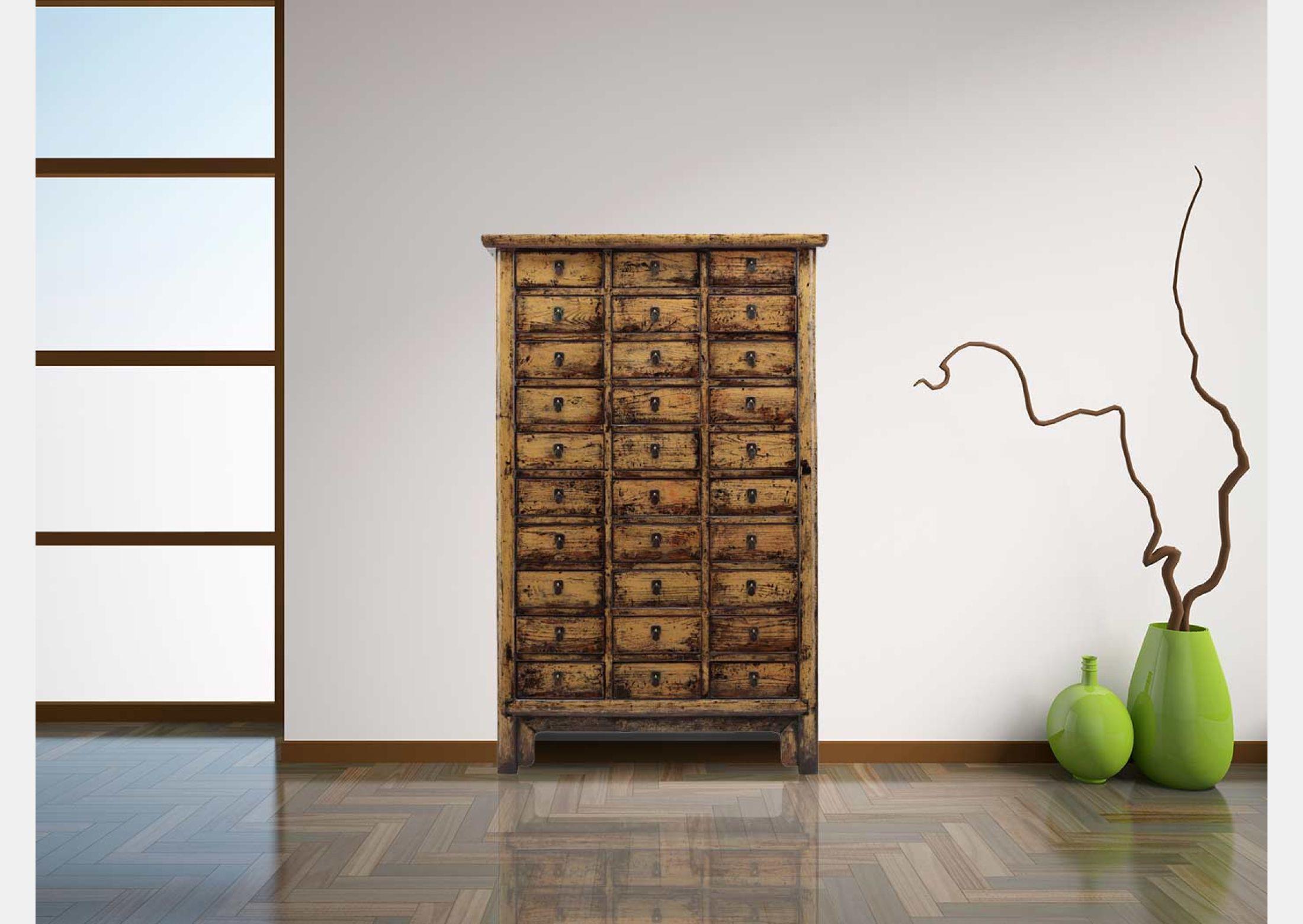 Oude medicijnkast meubels home