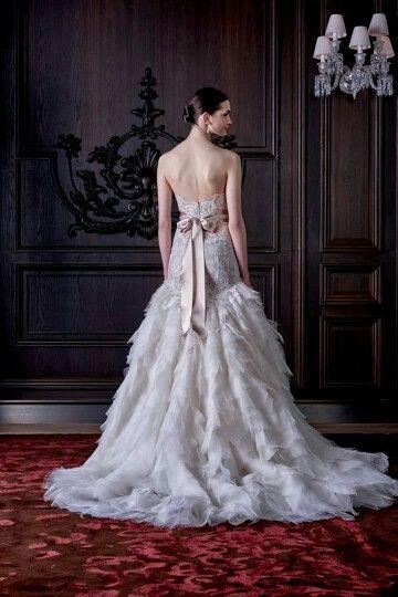 Monique Lhullier Bridal 2016