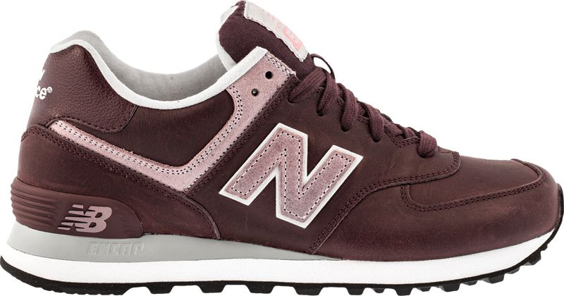 new balance 574 luxury leather collection