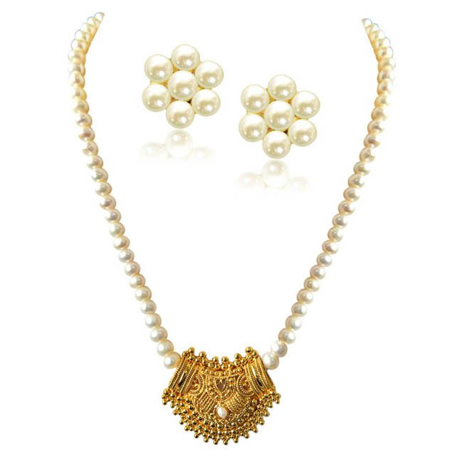 Pearl mangalsutra google search jewellery pinterest pearls pearl mangalsutra google search mozeypictures Image collections