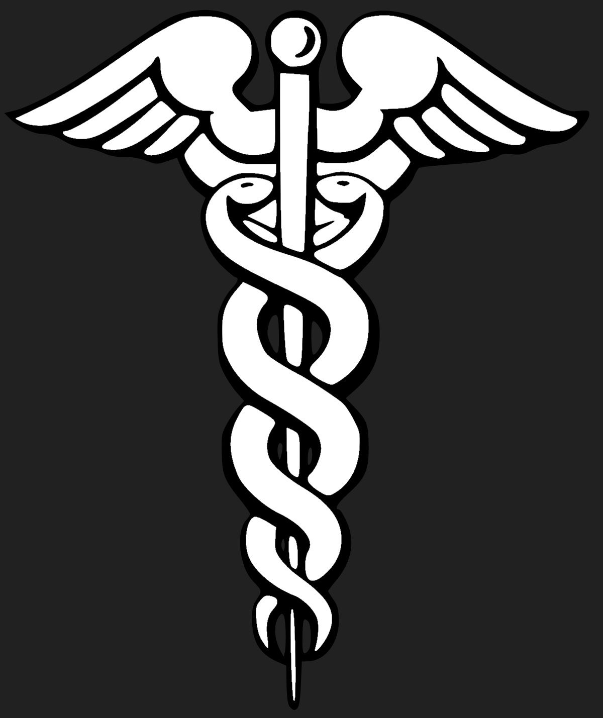 The Caduceus Kdusis Or Kdjus From Greek