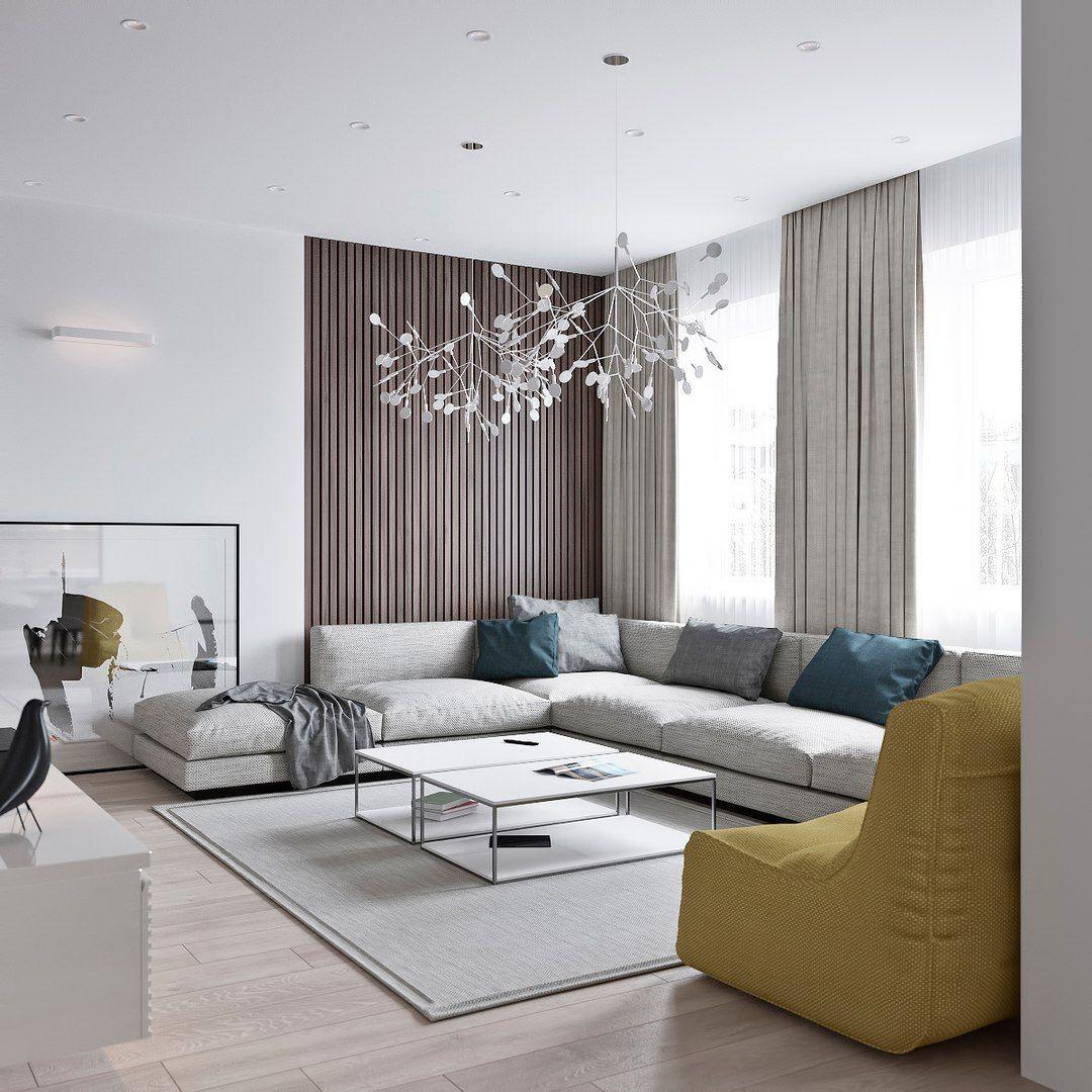 Corona Renderer Modern Living Rooms Pinterest Wohnzimmer