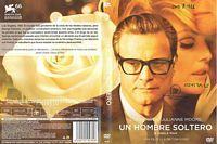 Un hombre soltero (Película : 2009) Un hombre soltero [Vídeo] = A single man / una película de Tom Ford IMPRINT Madrid : Paramount Pictures, 2010