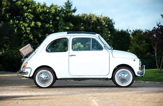 1972 Fiat 500L - Formerly the Personal Car of Samantha Cameron - Silverstone Auctions