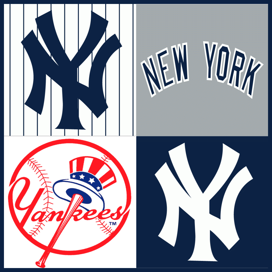 New York Yankees Ny Yankees Yankees Logo New York Yankees