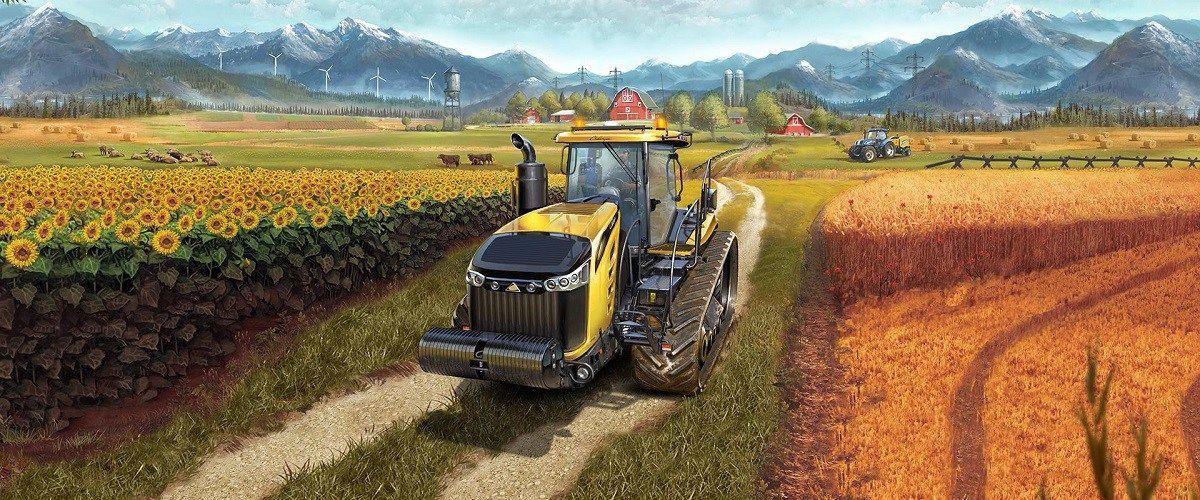 Vuelve a convertirte en granjero con Farming Simulator 17 | CheckPoint Games