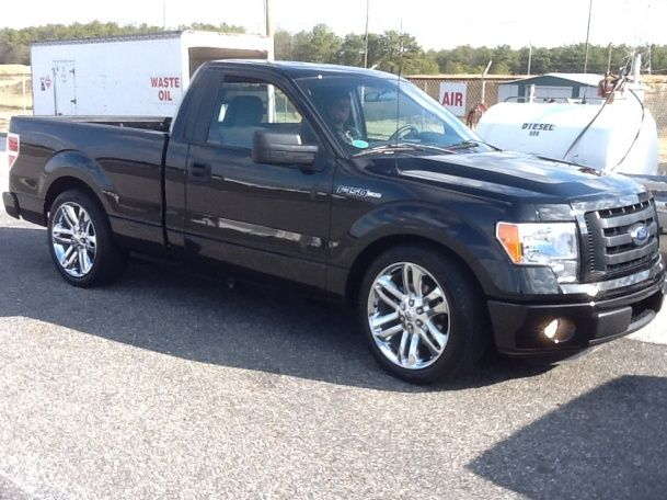 Black Stx Limited Wheels Lowered Rcsb F150 S Ford Trucks Ford