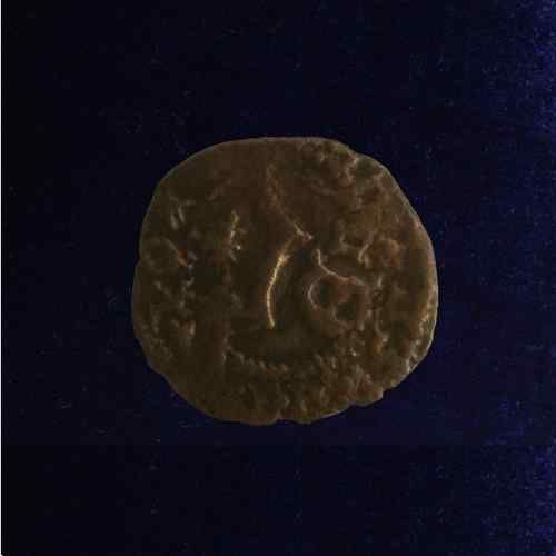 Copper coin from the 16. century - Portugal Kingdom.  For sell on Ebay.  Right now...
