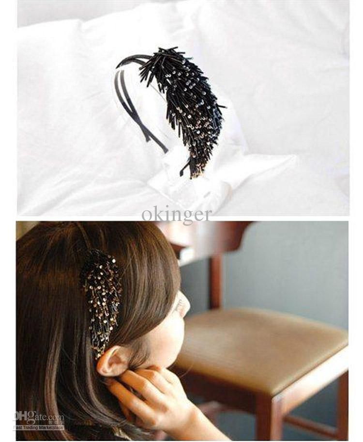 Wholesale Other Fashion Accessories - Buy 2013 Korean Jewelry Fashion Accessories Tubule Tassel Hair Band Trendy Hairwear $2.03 | DHgate