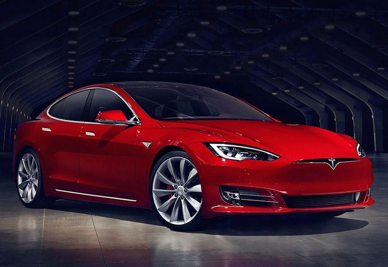 2017 Tesla Model S P100d Topcarrating