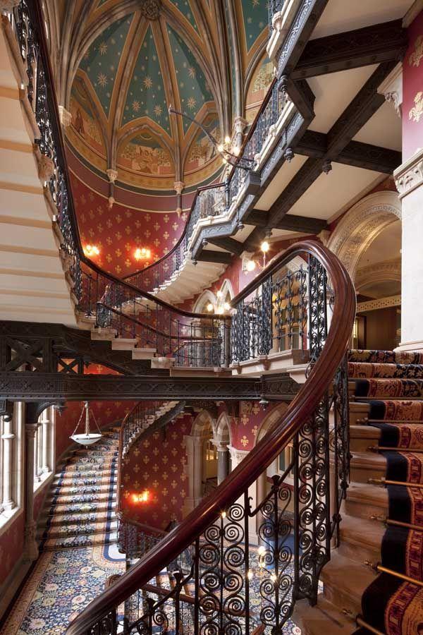 St Pancras Renaissa Amazing Architecture Design Beautiful