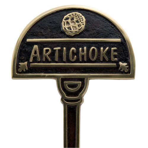 Vegetable Garden Marker - Artichoke