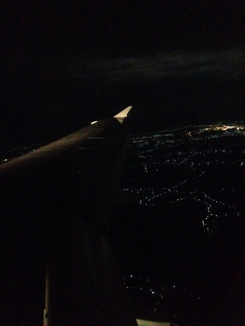 Now Flying In The Night Wth Air Asia