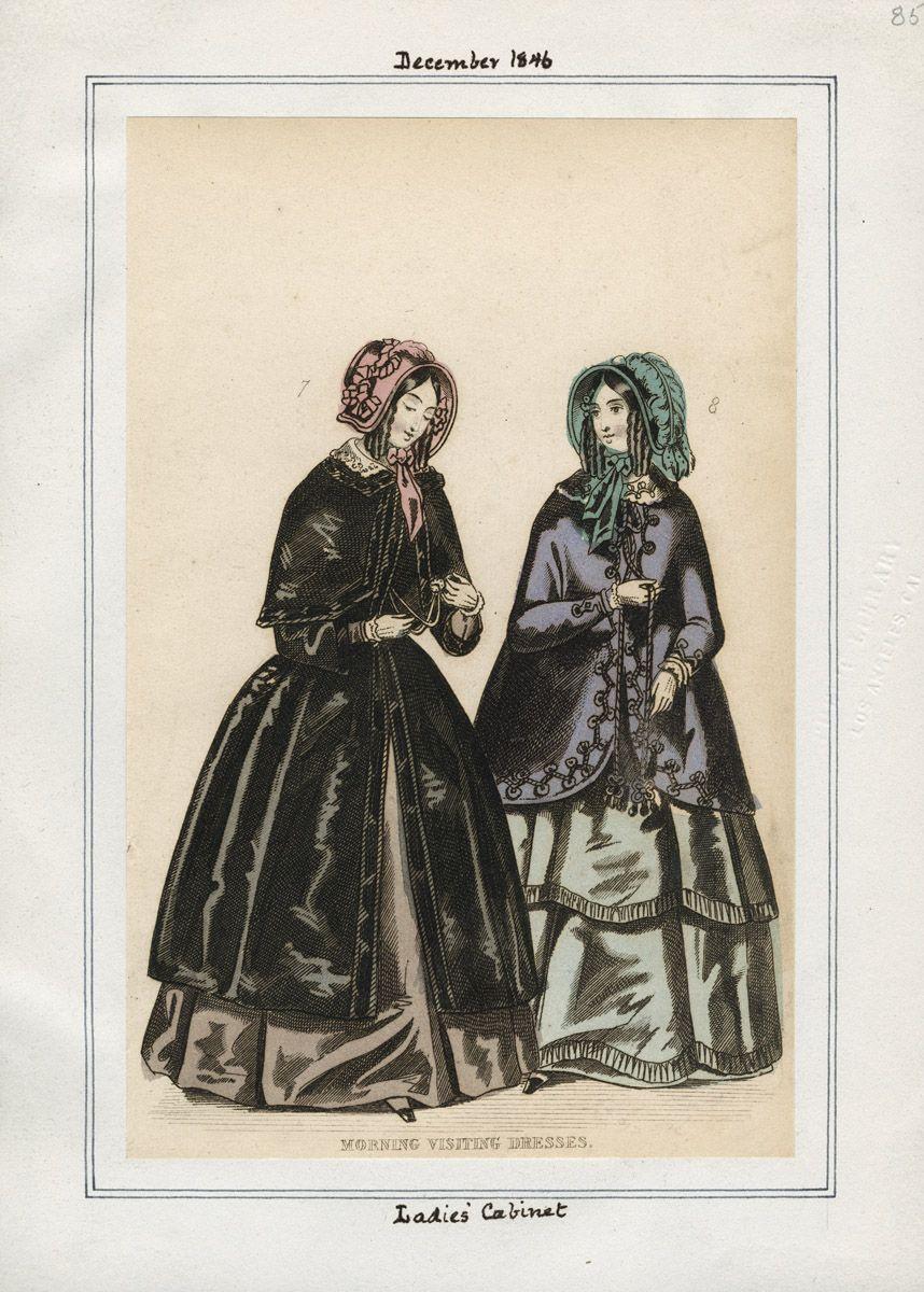 Ladies' Cabinet December 1846 LAPL