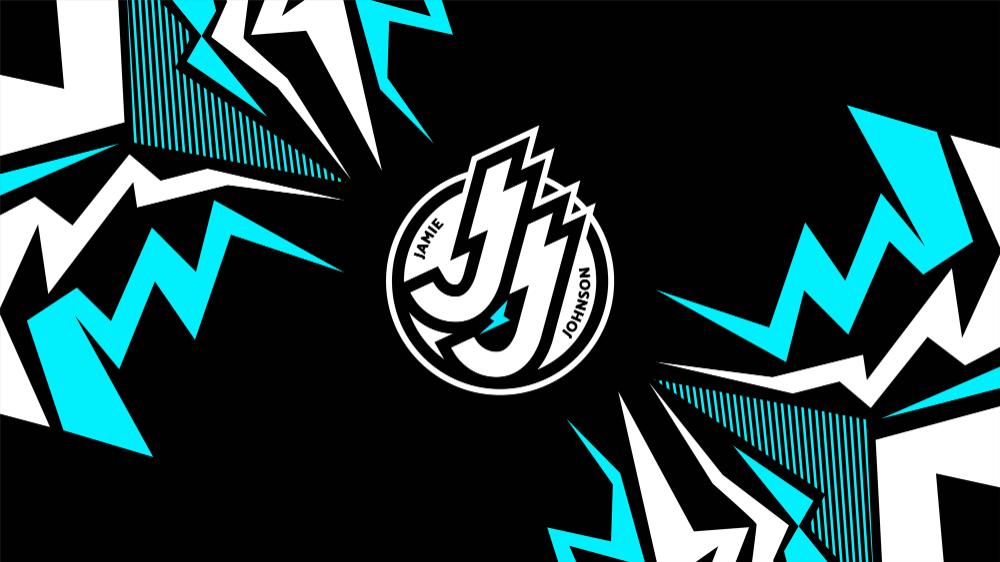 Brand New New Logo and Identity for Jamie Johnson by