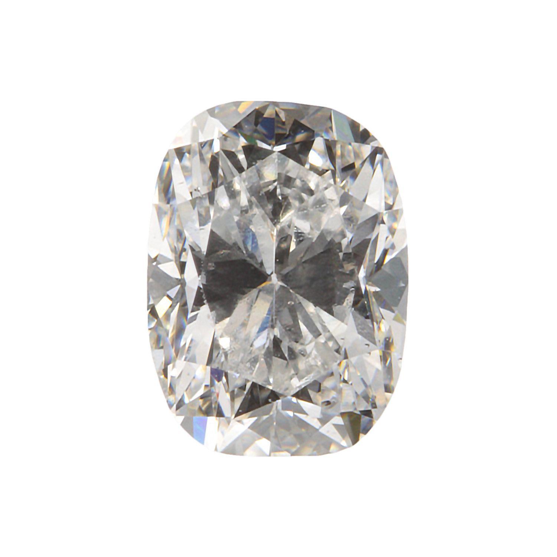 Diamond Cushion 54 Gia Report Certificate D Vs2 Cushion Shape