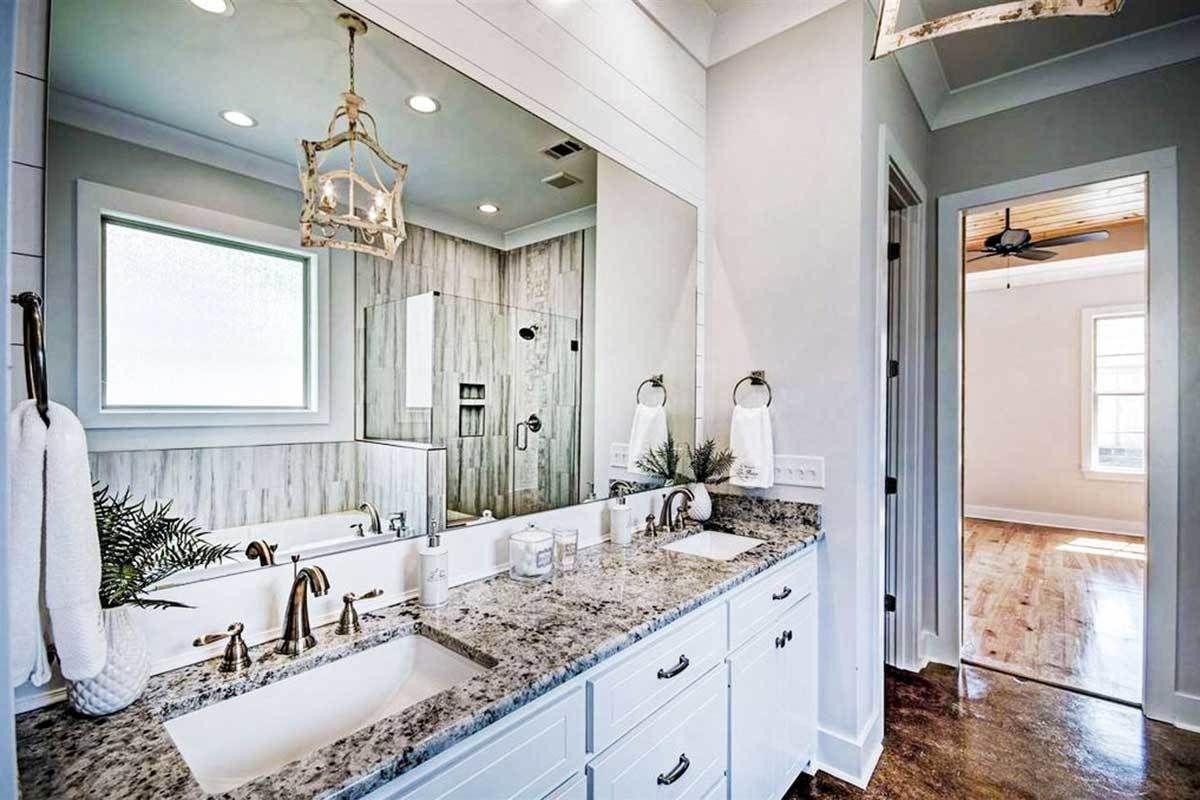 Beautiful 3Bedroom AcadianInspired House Plan with Bonus