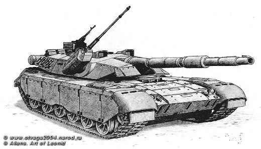 Chinese designers have tried to create the analogue of the Russian T-95 (tank, Chinese, machine, instrument, communication, 140mm, Chinese)