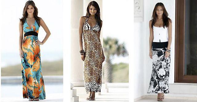 Cheap midi and maxi dresses