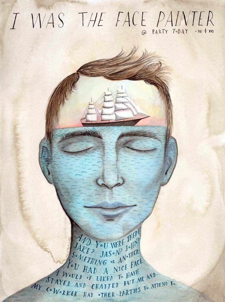 Ilustración de SophieBlackall.