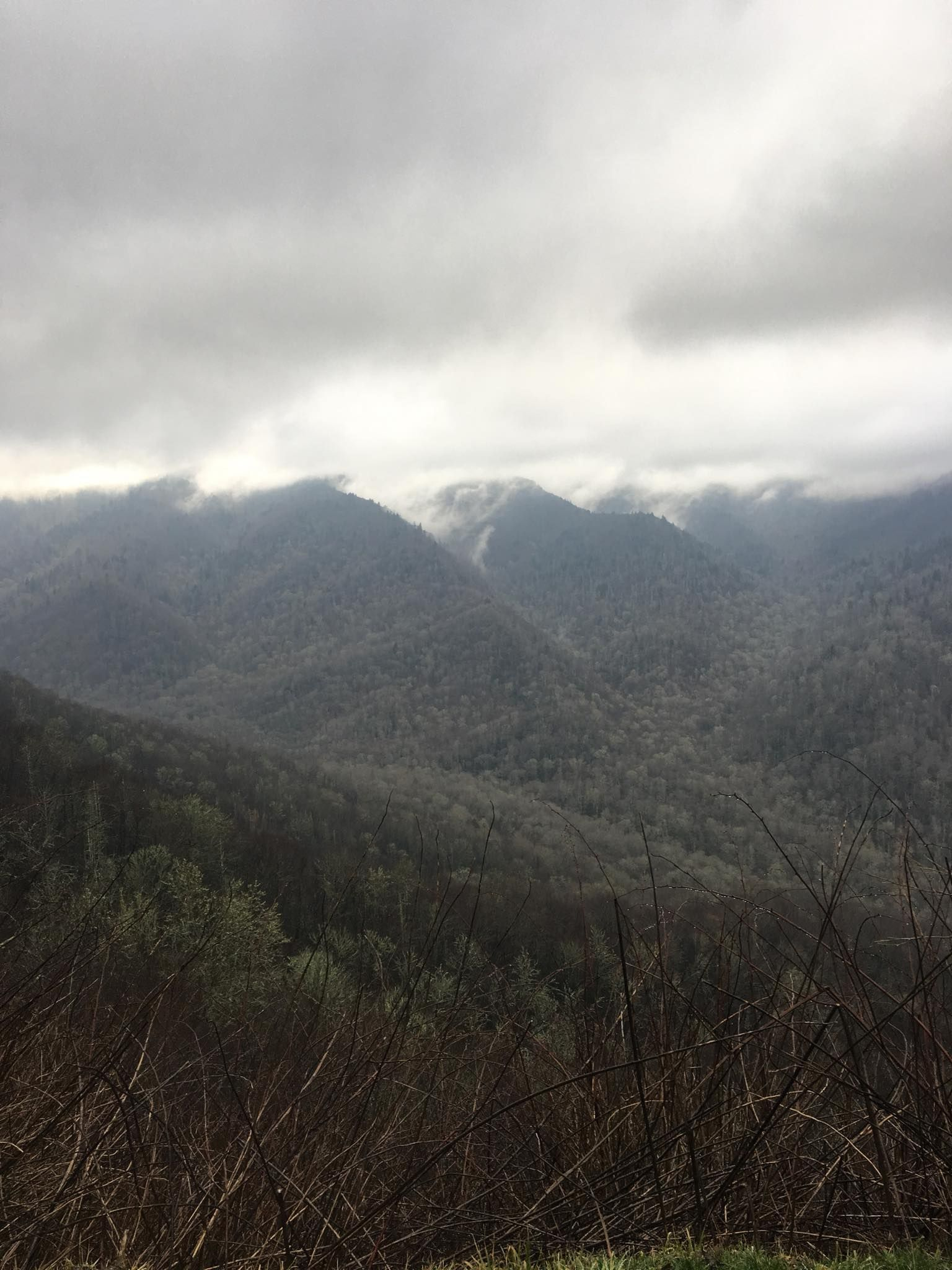 How the Smokey Mountains got their name hiking camping outdoors