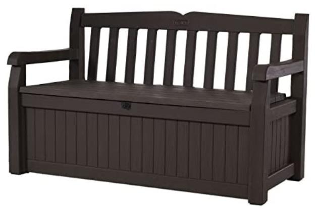 Tips For A Small Backyard Patio Patio Storage Outdoor Storage Patio Storage Bench