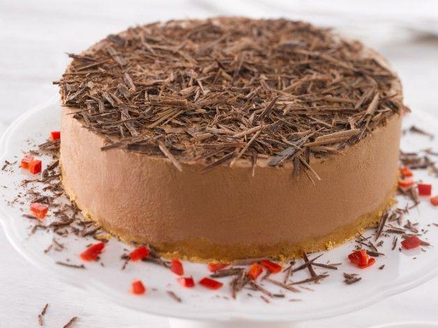Chili Suklaakakku