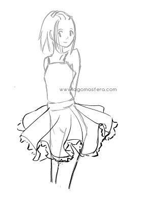 Quiero Continuar Mis Tutoriales De Dibujo Esta Vez Con Notas Para Dibujar Ropa Similar Al Anterior D Como Dibujar Ropa Como Dibujar Animes Como Dibujar Manga
