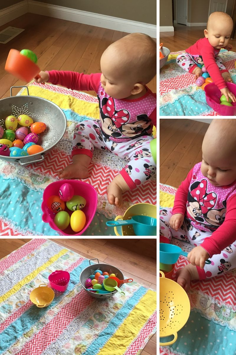 10 tested and approved activities for a 1 year old