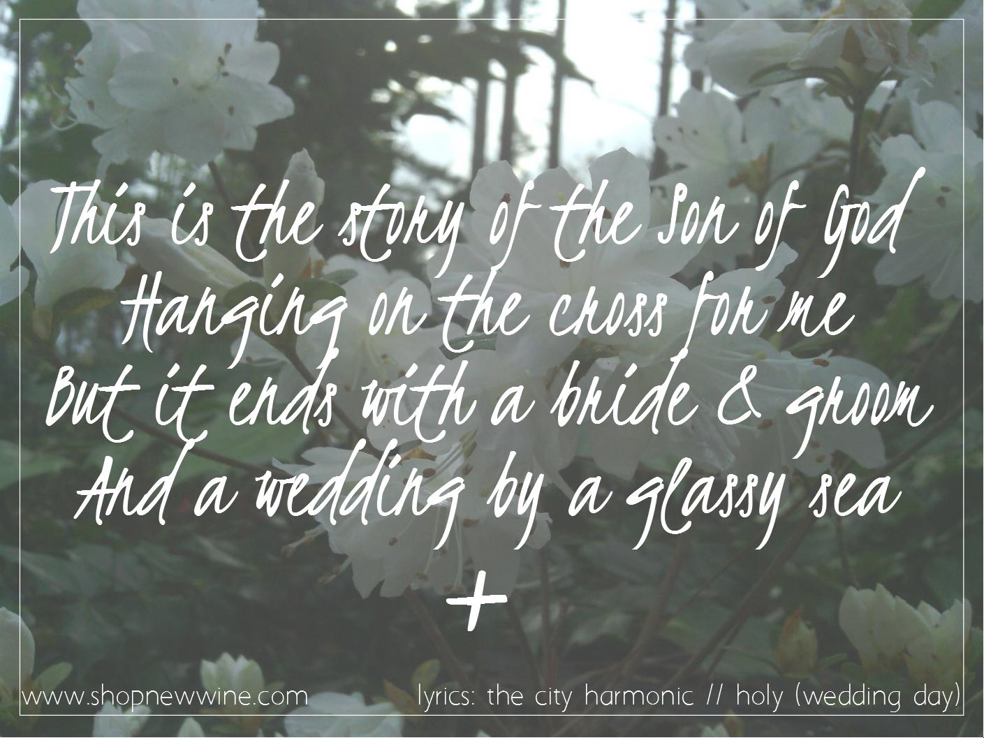 Holy Wedding Day Lyrics Simply Perf Facebook Shopnewwine