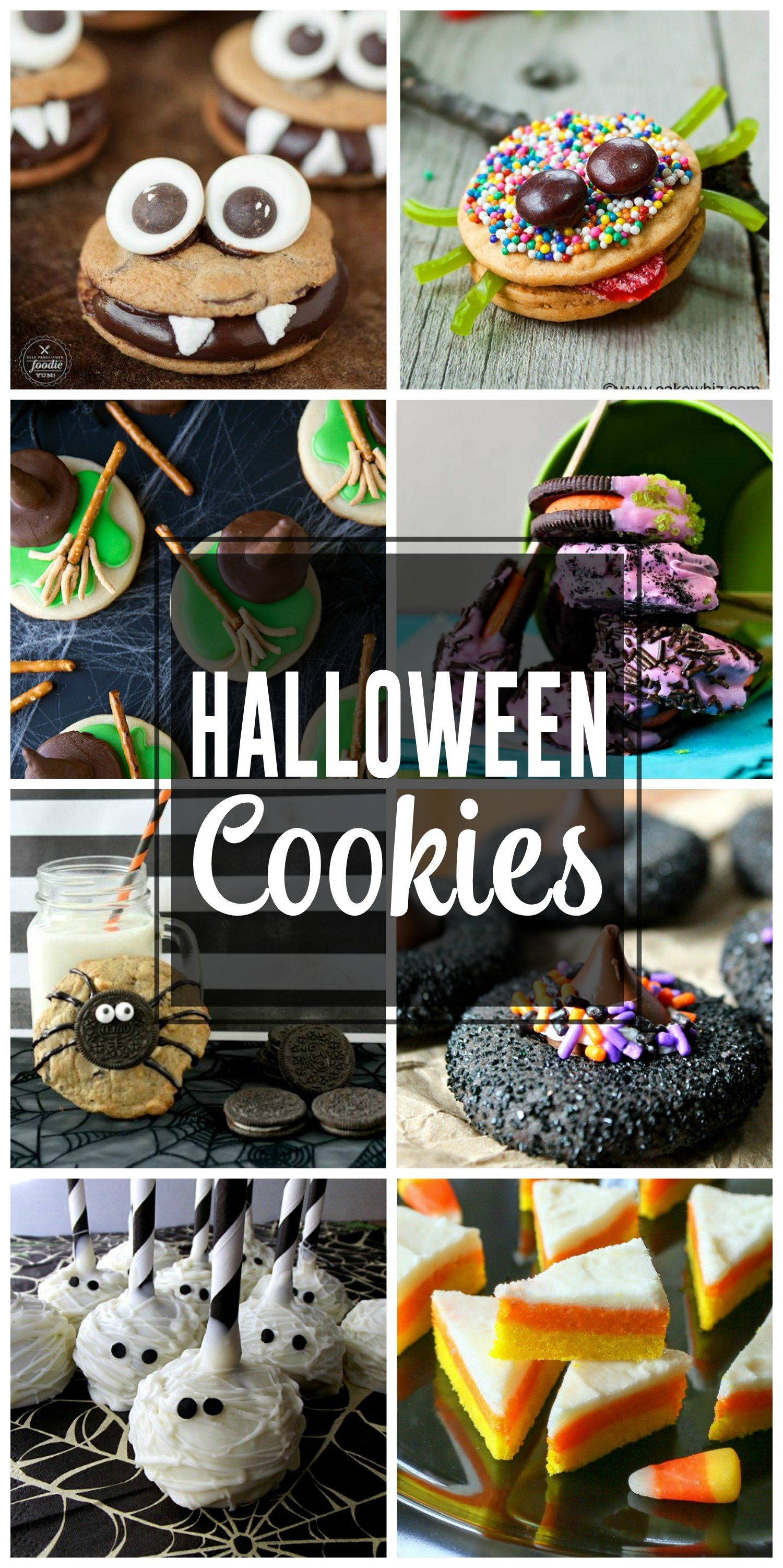 the best halloween cookies 25 delicious and festive halloween cookie recipes lots of great ideas to get your culinary juices flowing