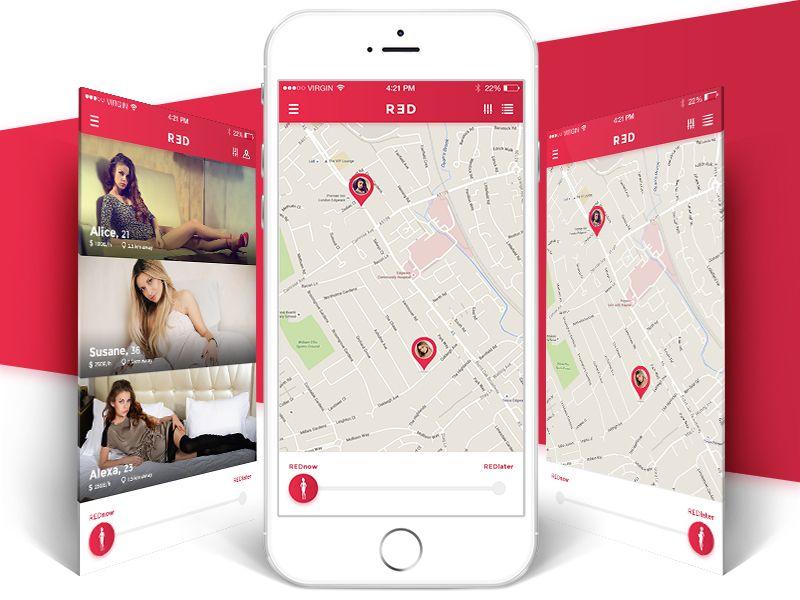 Find escort app