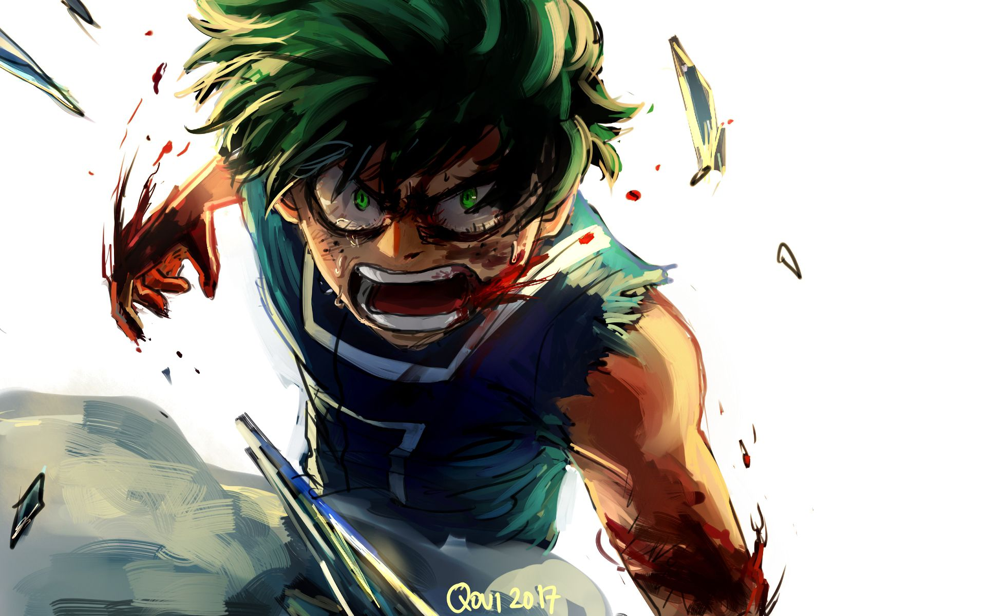 Boku No Hero Or My Hero Academia Is A Series With Non Stop