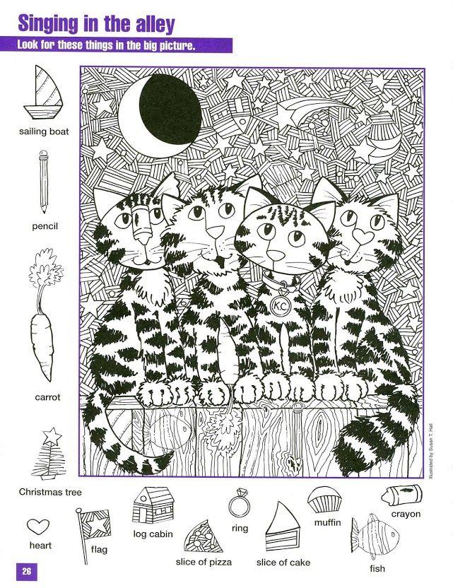 Katzen Auf Dem Zaun Schule Pinterest Zaune Katzen Und Schule